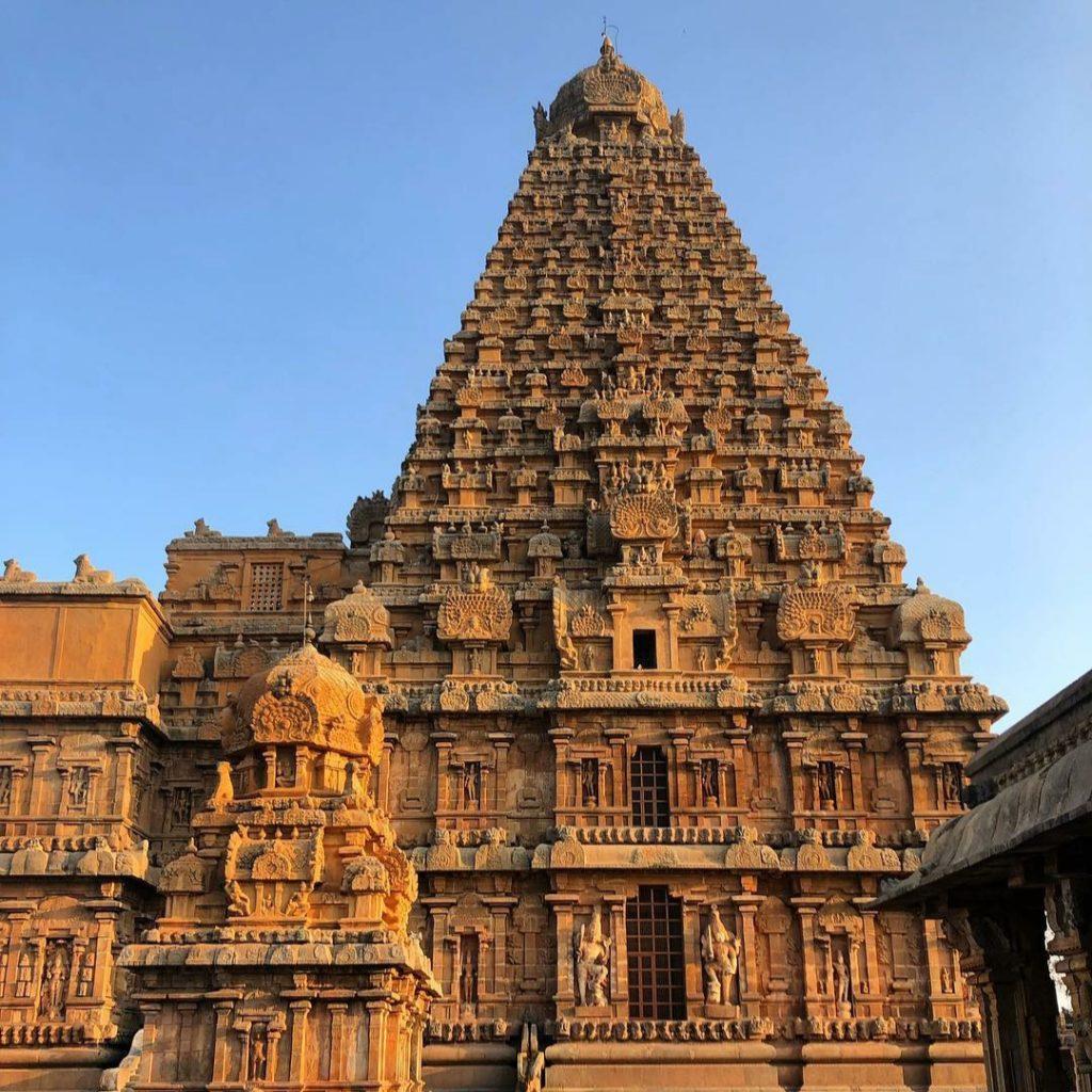 Temple Tour Package Tamilnadu